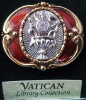 Glory to the Kingdom Vatican Library Collection Pill Box (SKU: 91217-2)