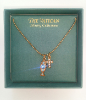 Christian Charm Vatican Necklace (SKU: P4356)