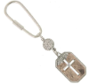 Cross Key Fob (SKU: P5133)