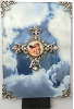 Vatican Collection Framed Cherub Ornament (SKU: P7878CHER)