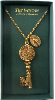 'Vatican Key' Vatican Library Collection Necklace (SKU: P8050KEY)