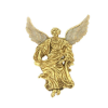 "Angelos di Luce Gabriel ""The Messenger"" Brooch (SKU: P3186)"