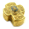 Heavenly Devotion Cross Rosary Box (SKU: P6782)