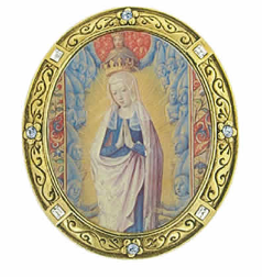 Holy Mother Rosary Box