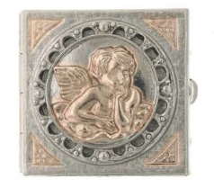 Cherub Pill Box