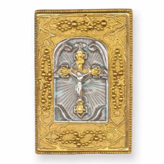 Jesus at the Crucifixion Rosary Box