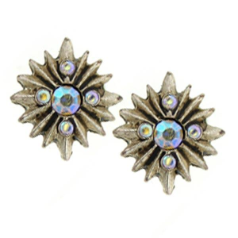 Star of Bethlehem Petite Stud Earrings