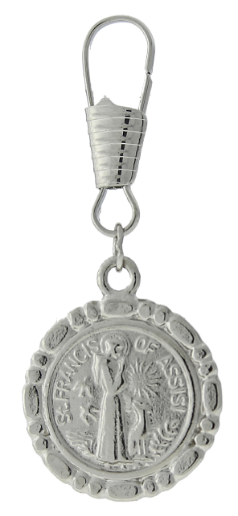 St. Francis of Assisi Pet Tag