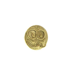 Gold-Tone Unity Chalice Round Tie Tack