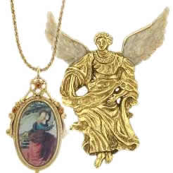 Angelos di Luce Vatican Jewelry