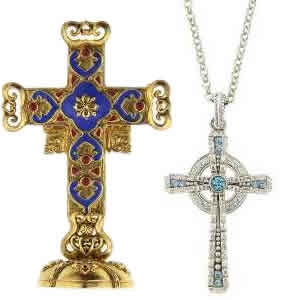 One Faith, Many Expressions, Vatican Jewelry, Vatican Library Collection