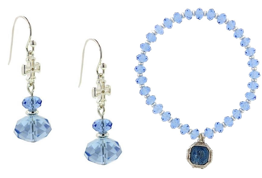 Kingdom Vatican Jewelry, Vatican Library Collection, Catholic Jewelry