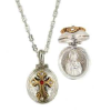 St. Jude Locket Necklace