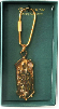 Jesus Good Shepard Vatican Library Collection Key Ring