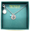 Cut-out Cross Pendant Vatican Necklace