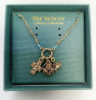 Faith Charm Vatican Necklace
