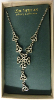 Vatican Collection Celtic Knot Y Drop Necklace (SKU: P8050CEL)