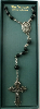 Black Vatican Jewelry Collection Rosary