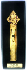 Hope Peace Faith Vatican Library Bookmark