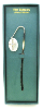 Silver-Plated Cross Mother of Pearl Vatican Bookmark