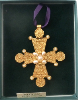 Vatican Collection Gold-plated - Pearl Ornament