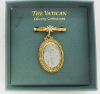 Holy Family Vatican Library Brooch