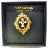 Shield of Faith Vatican Library Brooch