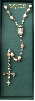 Pink Fresh Water Pearl Vatican Collection Rosary
