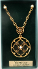 Window to Heaven Pendant Vatican Library Necklace