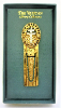 Gold and Silver-Tone Patriarchal Vatican Bookmark