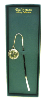 Silver and Enamel Vatican Bookmark