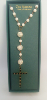 Rosary Bead Vatican Library Necklace
