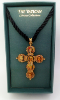Mother Mary Collage Vatican Necklace