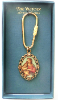 Mother and Child Vatican Library Key Ring